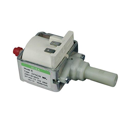 Saeco 12000132 ORIGINAL Elektropumpe Wasserpumpe Pumpe 48W Ulka EP5GW Kaffeeautomat...