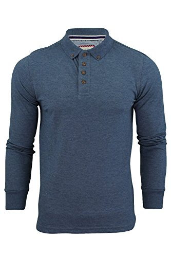 41R9UAbun1L - BEST BUY #1 Fruit Of The Loom Mens Valueweight Crew Neck Long Sleeve T-Shirt (L) (Black) Reviews and price compare uk