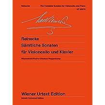 Samtliche Sonaten Violoncelle (Wiener Urtext)