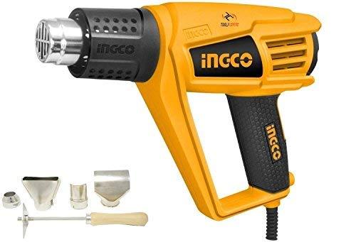Tools Centre Ingco 2000w Professional Heat Gun/Hot Air Gun With Soft Grip Handle. -