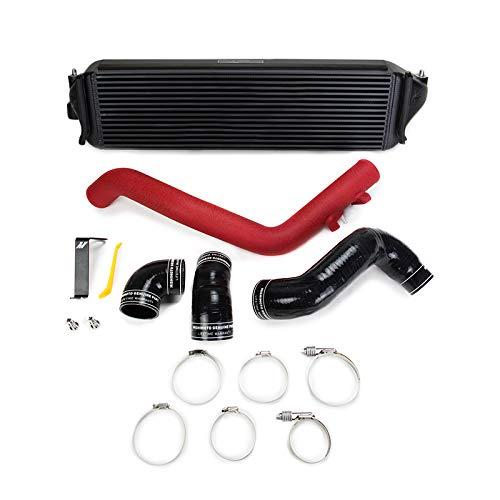 Mishimoto MMINT-CTR-17KBKWRD Kit de refroidisseur intermédiaire pour Civic Type R Noir