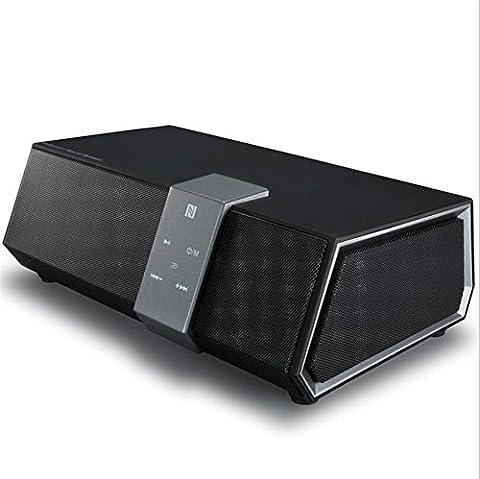 Haut-parleur Bluetooth sans fil Haut-parleur Bluetooth Haut-parleur de subwoofer sans fil HD 20W High Power