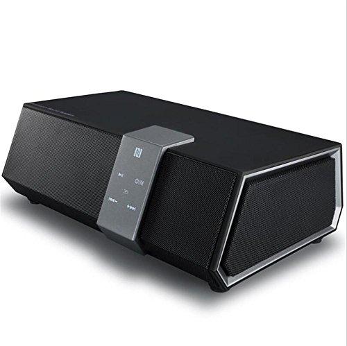 Bluetooth-Lautsprecher Wireless Ho Design Mini 20W High Power Desktop Wireless Subwoofer HIFI Subwoofer