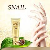 Crema Mani clifcragrocl, 75ml profumata lumaca idratante crema idratante per le mani nutriente per la cura della pelle