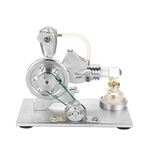 Morza Erwachsene Motor Motormodell für Kinder pädagogischen Spielzeug Elektrizität Generator Physikalisches Spielzeug Lehrmittel