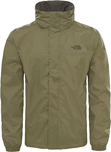 The North Face Resolve 2 Jacket Men Größe M burnt olive green-new taupe green (Men North Jacket Alpine Face)