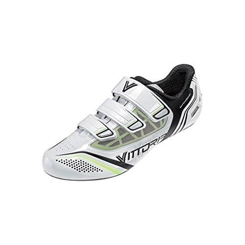 Vittoria Schuhe Einzigartige weiß Schuhe Weiß - weiß