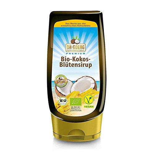Dr. Goerg Kokosblütensirup, 350 ml