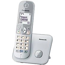 Panasonic KX-TG6811GS - Telefono cordless DECT, schermo da 4,6 cm