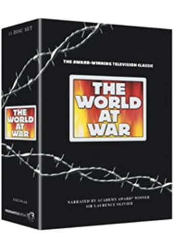 The World At War: Complete TV Series [DVD]