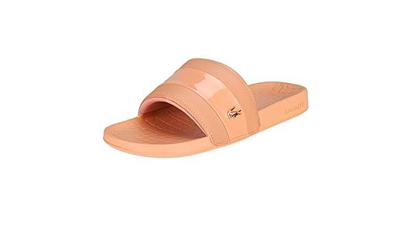 e0c4b3b45 Lacoste Fraisier 118 2 U Womens Slide Pink - 4 UK  Amazon.co.uk  Shoes    Bags