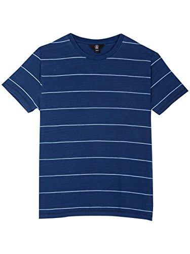 Herren T-Shirt Volcom Cody Crew T-Shirt Navy