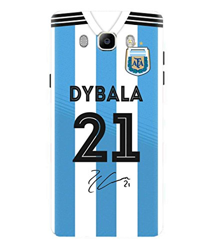 on sale 6c970 c2487 Print Vale Argentina Home Paulo Dybala Jersey 21 FIFA World Cup 2018/2019  Designer Printed Polycarbonate Matte Finish Hard Back Case Cover for  Samsung ...