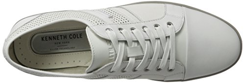 Kenneth Cole Initial Step, Sneakers Basses Homme Blanc (White 110)