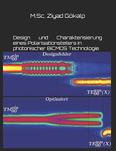 Design und Charakterisierung eines Polarisationsteilers  in photonischer BiCMOS Technologie: Polarisationsteiler