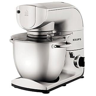 Krups-KA402D-Kchenmaschine-55-liters-Edelstahl