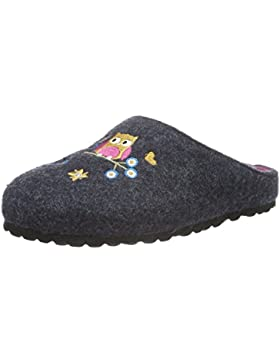 Softwaves Mädchen Hausschuh Pantoffeln