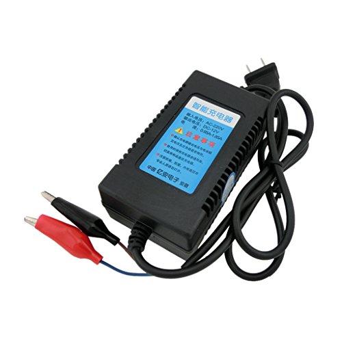 Preisvergleich Produktbild Homyl Autobatterie-Ladegerät 12V 5A batterie ladegeraet Alle Arten von Rasenmäher,  Motorräder,  Automotive,  Marine,  Auto