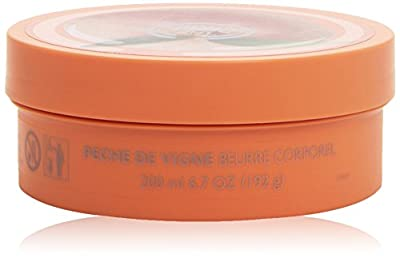 The Body Shop Vineyard Peach Body Butter 200 ml from L'Oreal