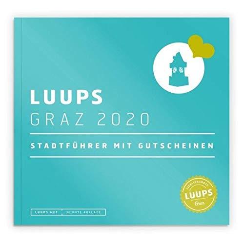 LUUPS Graz 2020: Stadtführer mit Gutscheinen