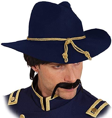 Fancy Me Kostüm für Herren und Damen, Motiv: Cowboy Stetson aus ()