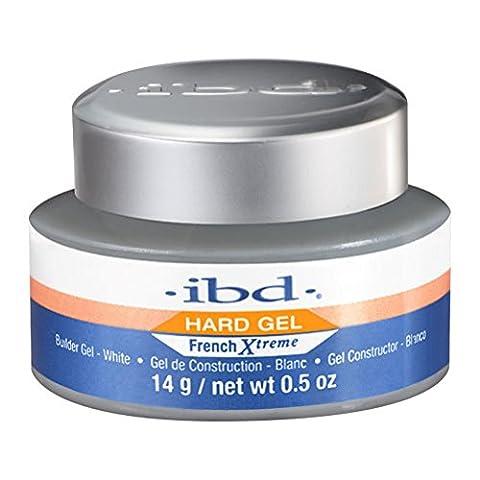 IBD French Xtreme Gel Vernis à Ongles Traitement White 0,5 oz