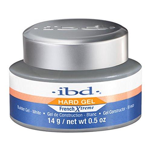 IBD EXTREME LED/UV B. White, 15 g - White Builder Gel