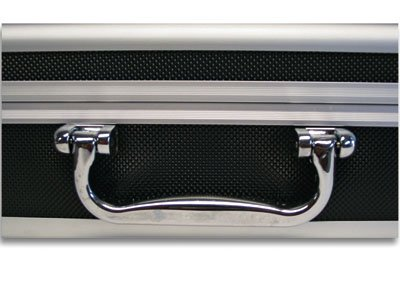 Aluminium-Werkzeugkoffer 460x300x130 mm - 6