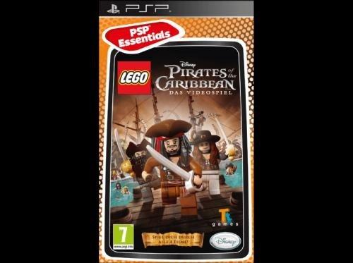 LEGO Pirates of the Caribbean (PSP Essentials) (Psp Pirates)