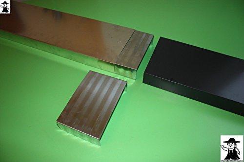 Mauerabdeckung Attika Blech UDS Verbinder Verbindungstück (klein)