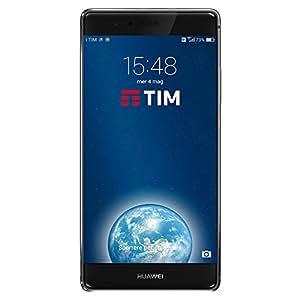 Huawei P9 Plus Smartphone da 64GB, Marchio Tim, Grigio
