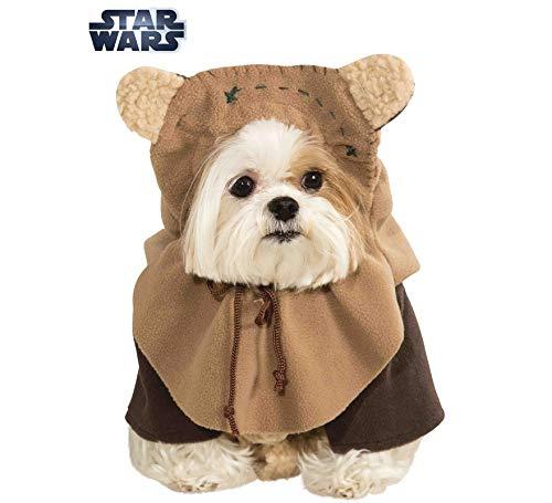 Ewok Kostüm Hund