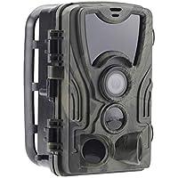 ACAMPTAR CaméRa de Chasse HC801A 1080P 720P VGA Trail Cameras Night Version 20MP 1080P MMS SMS Surveillance Wildlife…