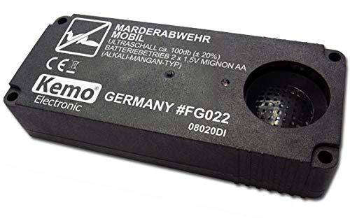 Unbekannt Kemo FG022 - Dissuasore per martore, a Batt