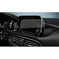 LFOTPP Fiat Tipo Navegación Protector de Pantalla - 9H Cristal Vidrio Templado GPS Navi película protegida