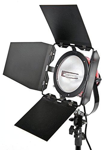 Bresser Fotostudio SG-800D Halogen Lampe (800 Watt) mit Dimmer
