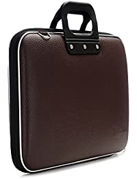 "Top Leather Briefcase Bag For Men's ""TrendCreations"" Stylish Laptop Bag For Mens, Girls, Women, Ladies - Office Laptop Briefcase Bag, Best Laptop Messenger Bag For Men, Stylish Notebook Bag, Top Designer Leather Briefcase Bags"