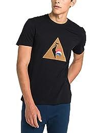 Le Coq Sportif Ess Sp Tee Ss N°3 M Black, T-Shirt
