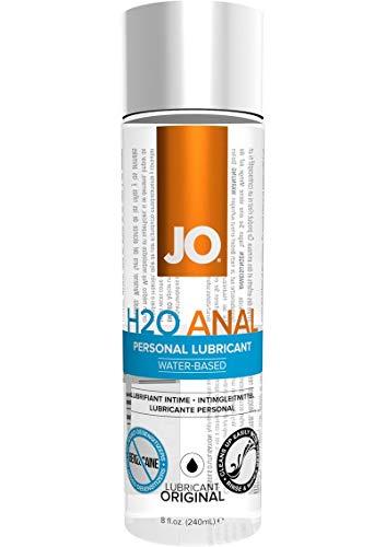 System Jo Gleitgel Anal H20, 240 ml -
