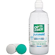 Opti-Free Opti-Free Pure húmedo multiusos solución