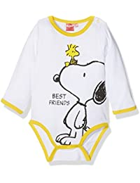 Snoopy Babies Baby body - white