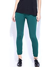 Women tights/Warm leggings/fleece tights/ ladies tights/Soft Green warm leggings