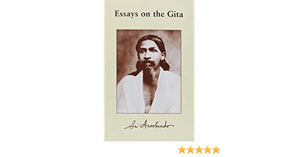 buy essays on the gita book online at low prices in essays  buy essays on the gita book online at low prices in essays on the gita reviews ratings in