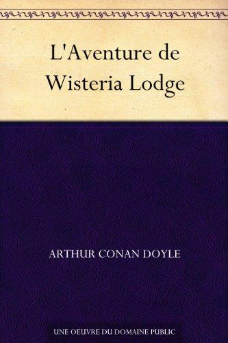 Couverture du livre L'Aventure de Wisteria Lodge