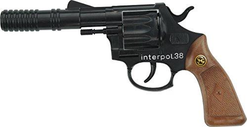 Schrodel Guns Carnevale 12Er Pistola Interpol 23 cm T