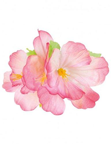 Epingle à cheveux fleur (Kostüm Hawaienne)