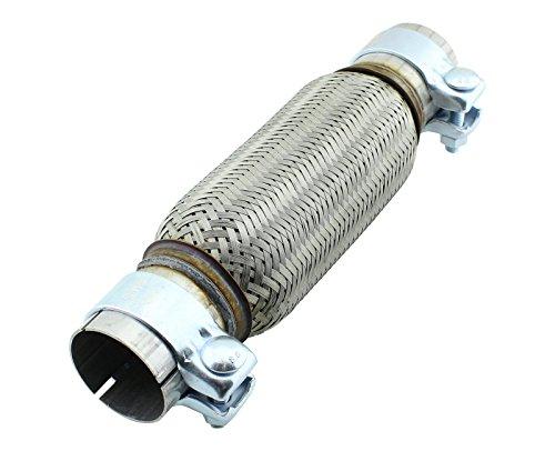 55-x-200-mm-universal-edelstahl-flexrohr-inkl-montageschellen