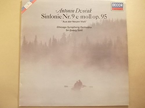 Antonin Dvorak - Sinfonie Nr. 9 e-moll op. 95
