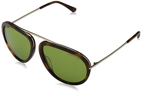 Tom Ford Sonnenbrille havanna/gold