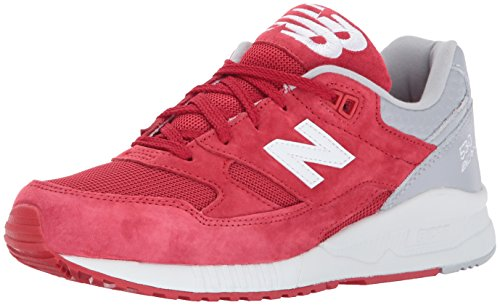 New Balance Herren M530 Sneakers Rot (Red)